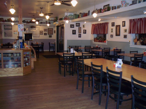 Inside of Cowan's